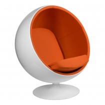 Кресло Eero Aarnio Style Ball Chair Orange